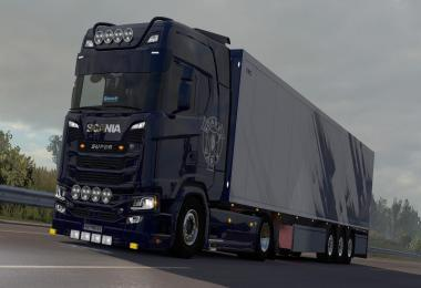 SCANIA NEXT GENERATION OPEN PIPE SOUND 1.33.X