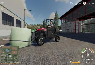 MAHINDRA RETRIEVER UTILITY MODEL V1.0