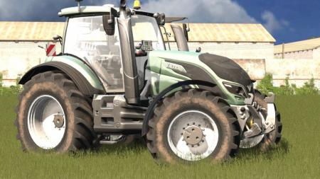 VALTRA T SERIES (MORE REALISTIC)