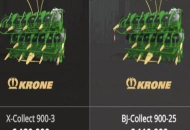 KRONE FELDHACHSLER WITH 30KM/H MP V1.0