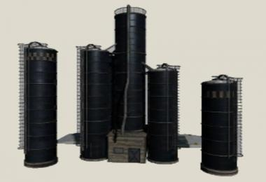 FARM SILO PACK PLACEABLE V1.0