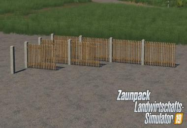 PLACABLE FENCE PACKAGE V1.0