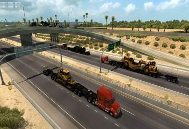 DLC HEAVY CARGO IN TRAFFIC V2.0 FOR ETS2 1.33.X