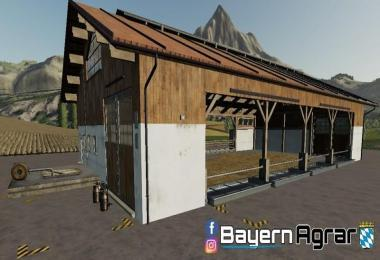 COWSHED (WITHOUT OUTDOOR) V1.0