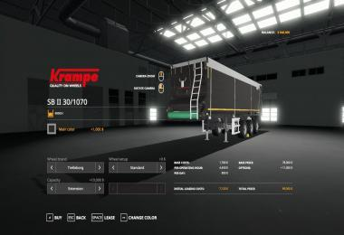 KRAMPE SB3060 WITH TRAILER HITCH V1.1