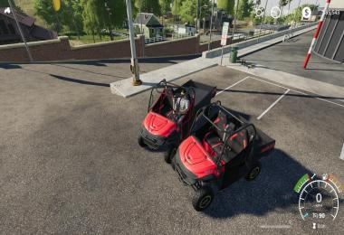 MAHINDRA RETRIEVER LONGBOX UTILITY V3.1