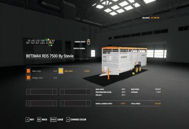 JOSKIN BETIMAX RDS 7500 BY STEVIE