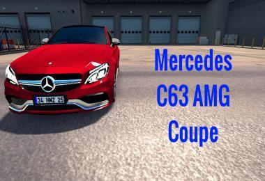 DEALER FIX FOR MERCEDES-BENZ C63S AMG COUPE 1.33