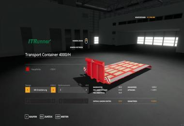 ITR TRANSPORT CONTAINER MULTICOLOR V1.0