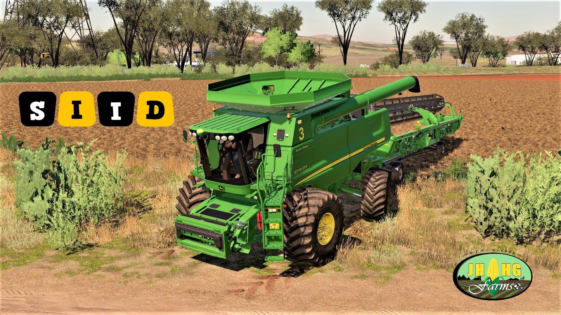 American Truck Parts >> JOHN DEERE STS 70 SERIES V1.0 » GamesMods.net - FS19, FS17 ...