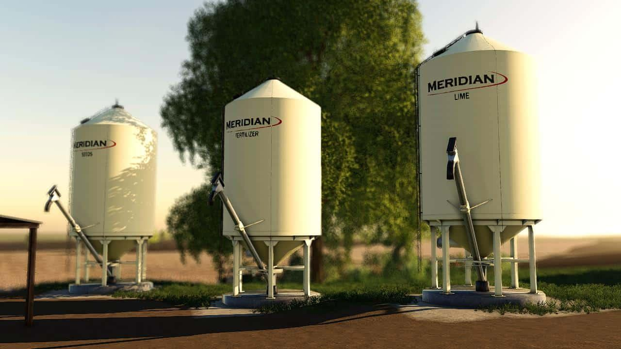 Meridian Fueltank And Bulkbins V1 0  U00bb Gamesmods Net