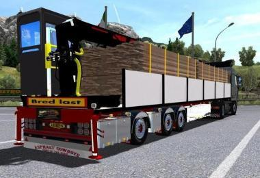TRAILER WITH BUILDING MATERIALS 1.33.X