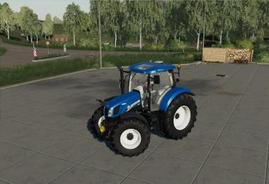 NEW HOLLAND T6 V1.1