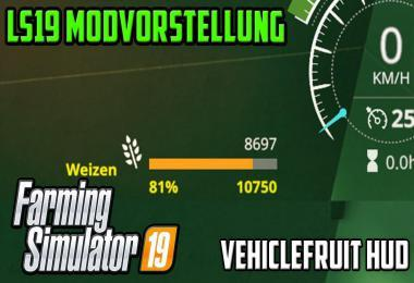 VehicleFruit Hud V 0.5 Beta