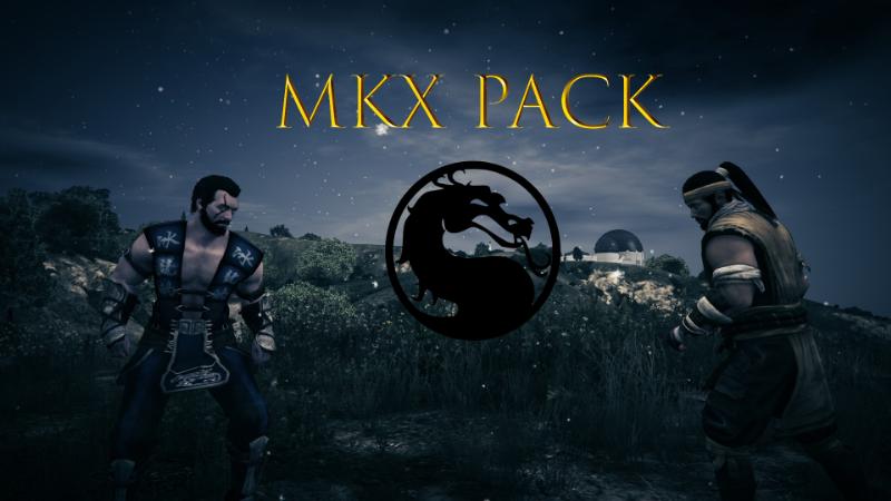 Mortal Kombat X pack 1 0 » GamesMods net - FS19, FS17, ETS 2