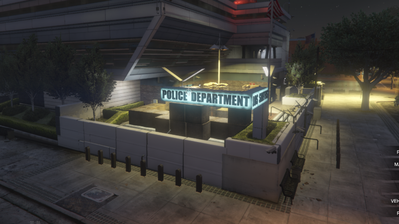 Map Police Department In City XML 1 00 (BETA) » GamesMods net - FS19