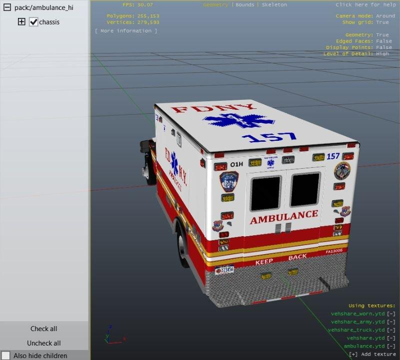 FDNY SKIN for Downcoldkiller 2015 Ford F-550 v 1 » GamesMods