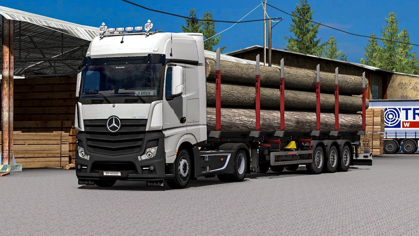 trucks ets 2. Black Bedroom Furniture Sets. Home Design Ideas