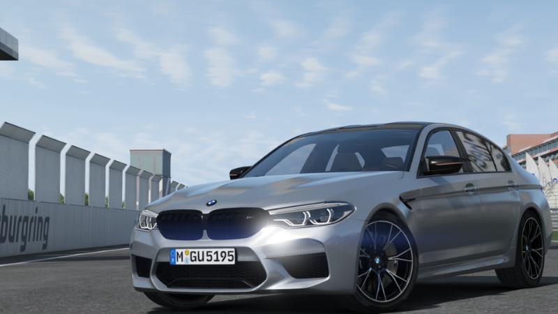 2019 Bmw M5 F90 Competition Add On V1 0 Gamesmods Net Fs19 Fs17 Ets 2 Mods