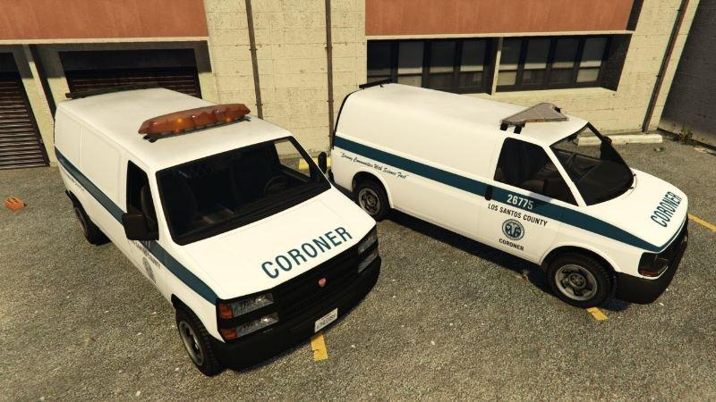 Los Santos County Coroner Pack Add-On 1 0 » GamesMods net