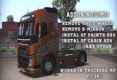 BC-ADDON NO LIMIT [WORKS AT TRUCKERS MP] 1.34.X