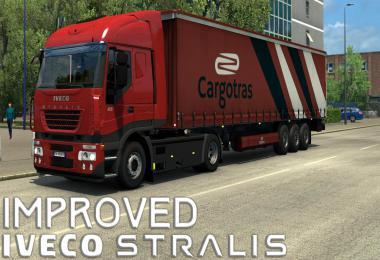 IMPROVED IVECO STRALIS V1.2 FIX 1.34