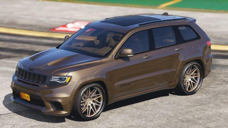 Jeep Grand Cherokee Srt8 Trackhawk Replace Rocoto 0 1 Gamesmods Net Fs19 Fs17 Ets 2 Mods