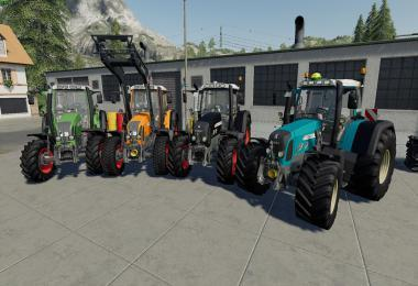 FENDT FAVORIT 700/800 VARIO PACK V2.0.1