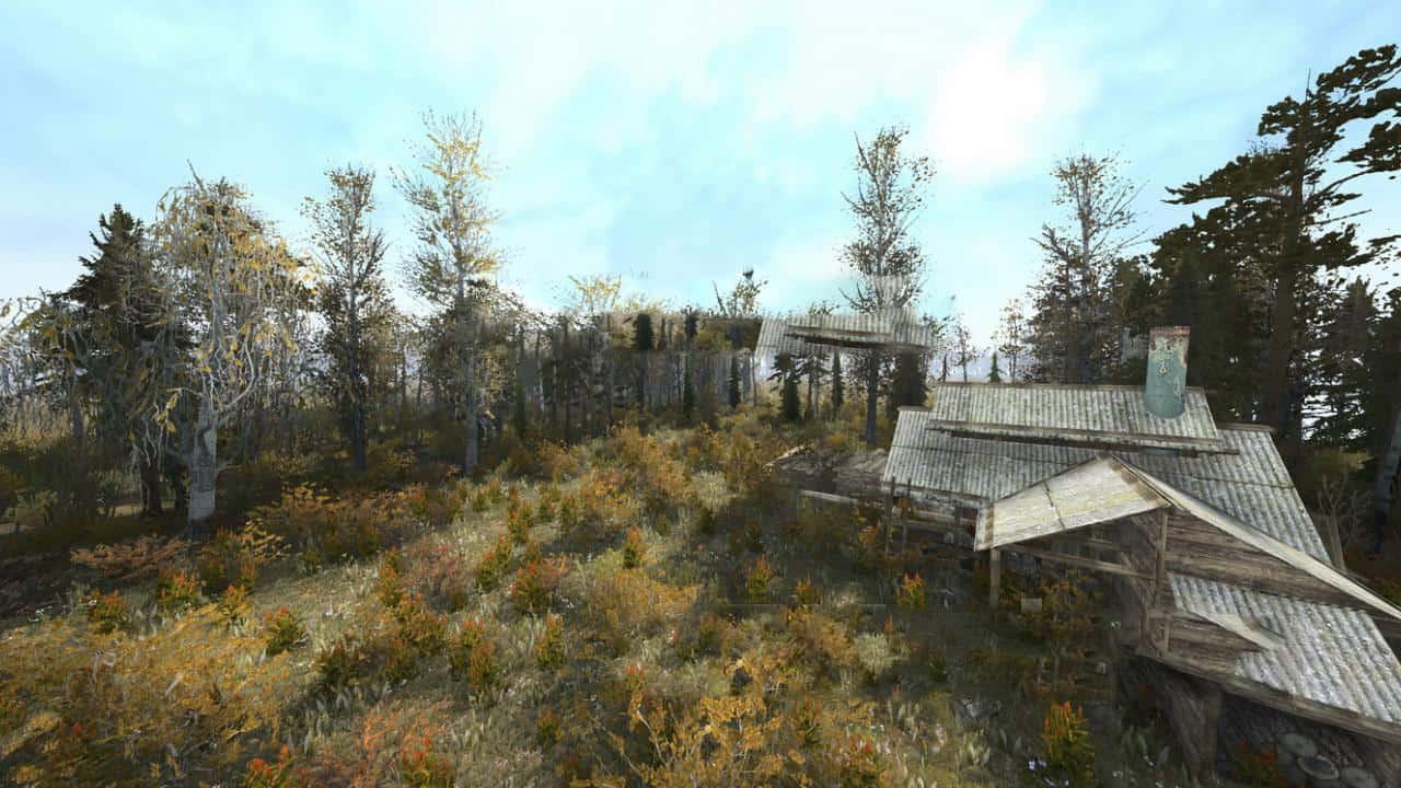 The Forest Marsh Map v16 03 19 » GamesMods net - FS19, FS17