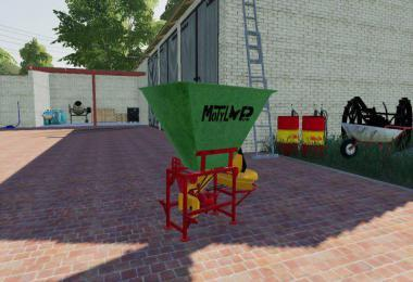 MOTYL NO31M FERTILIZER SPREADER V1.0.0.0