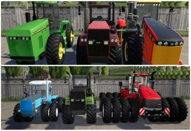 PACK POWERFUL TRACTORS V2.