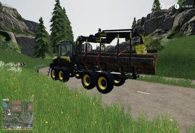 PONSSE BUFFALO AUTOLOAD V2.0