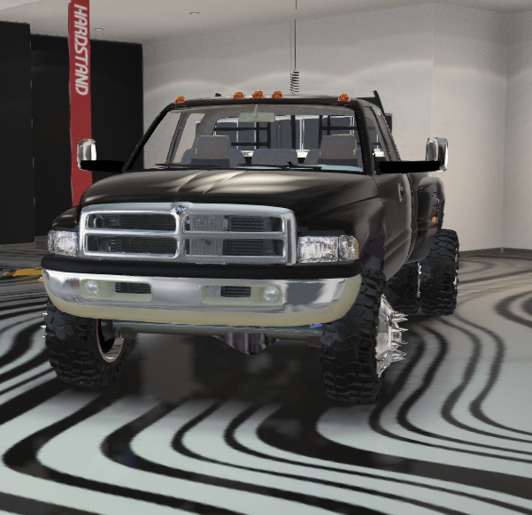 Dodge RAM 2500 2nd Gen Add-On | FiveM 1 0 » GamesMods net - FS19