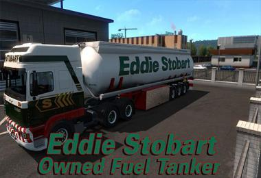 EDDIE STOBART SCS OWNED FUEL TRAILER V1.0 1.34.X