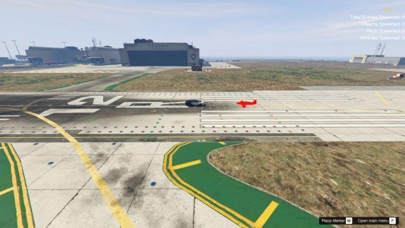 Unlimited Drag race Menyoo,Map Editor,Simple Trainer