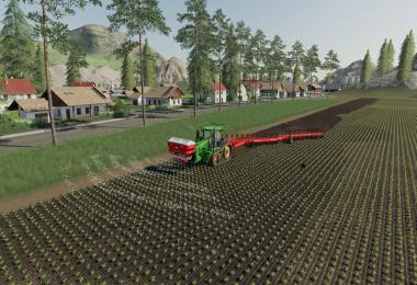 JOHN DEERE 8RT FOREST EDITION V1.0