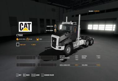 CATERPILLAR CT660 V3.0