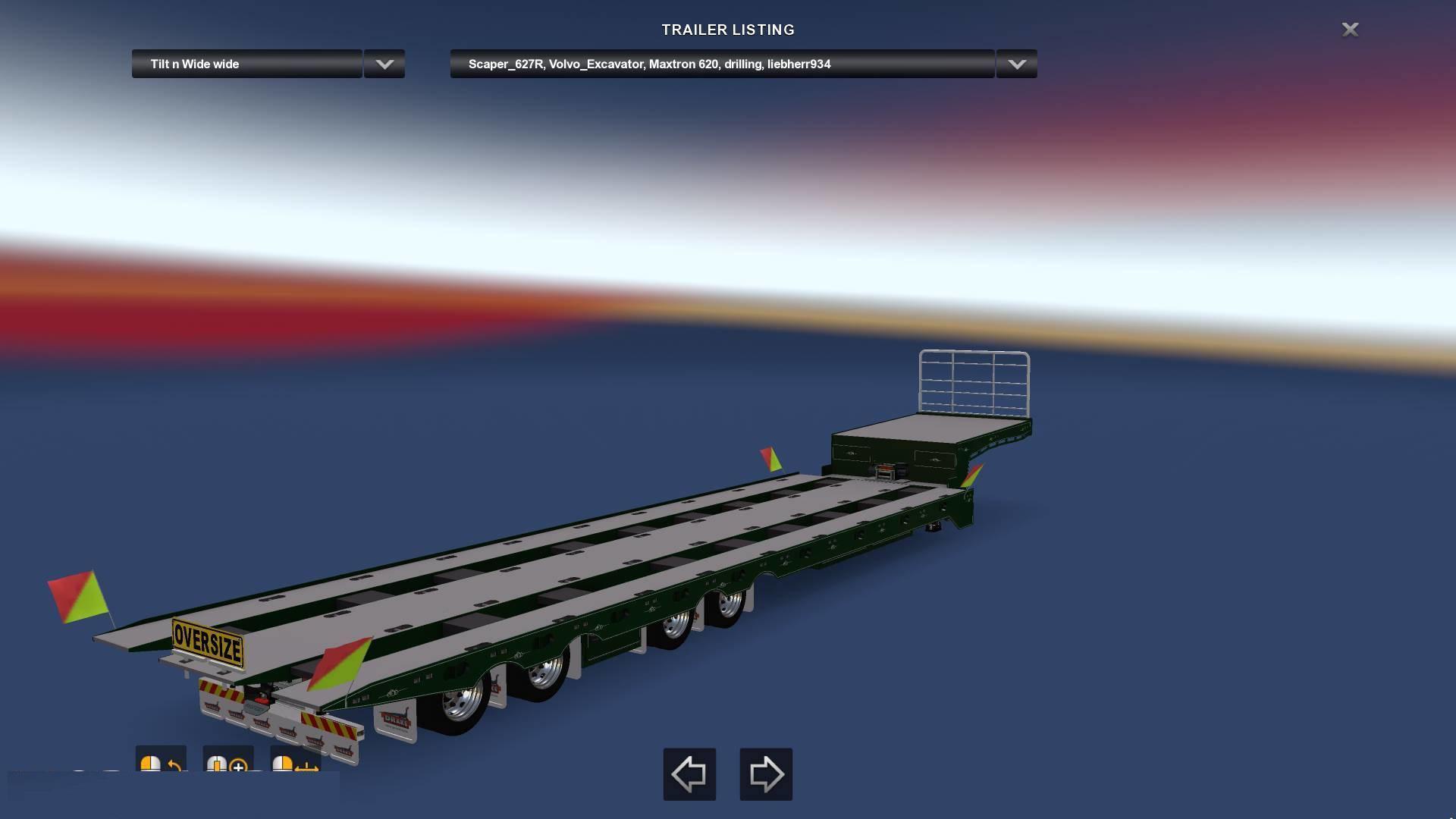 TSA TILT AND SLIDE DRAKE TRAILER 1 34 X » GamesMods net - FS19, FS17