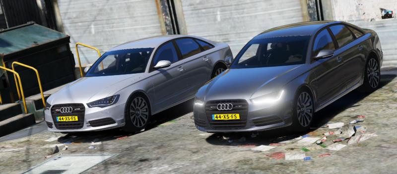 Audi A6 C7 Politie Arrestatieteam V2 Gamesmods Net Fs19