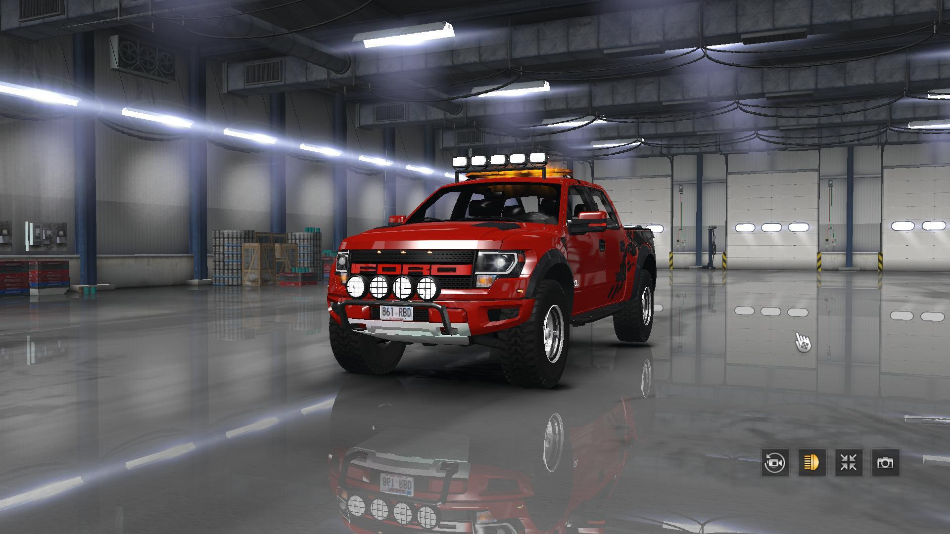 FORD F-150 RAPTOR (ATS) 30 04 2019 1 34 X » GamesMods net