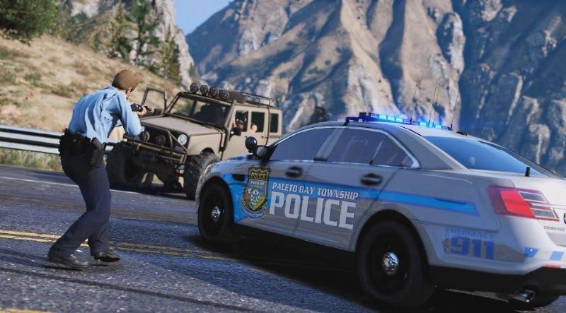 Paleto Bay Township Police Department Pack V1.0
