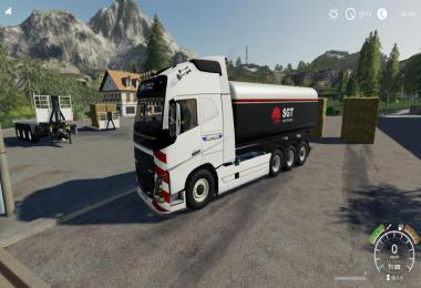 VOLVO FH16 SUPERSTRUCTURES PACK V1.0.0.0