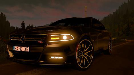 DODGE CHARGER 2016 1.34.X