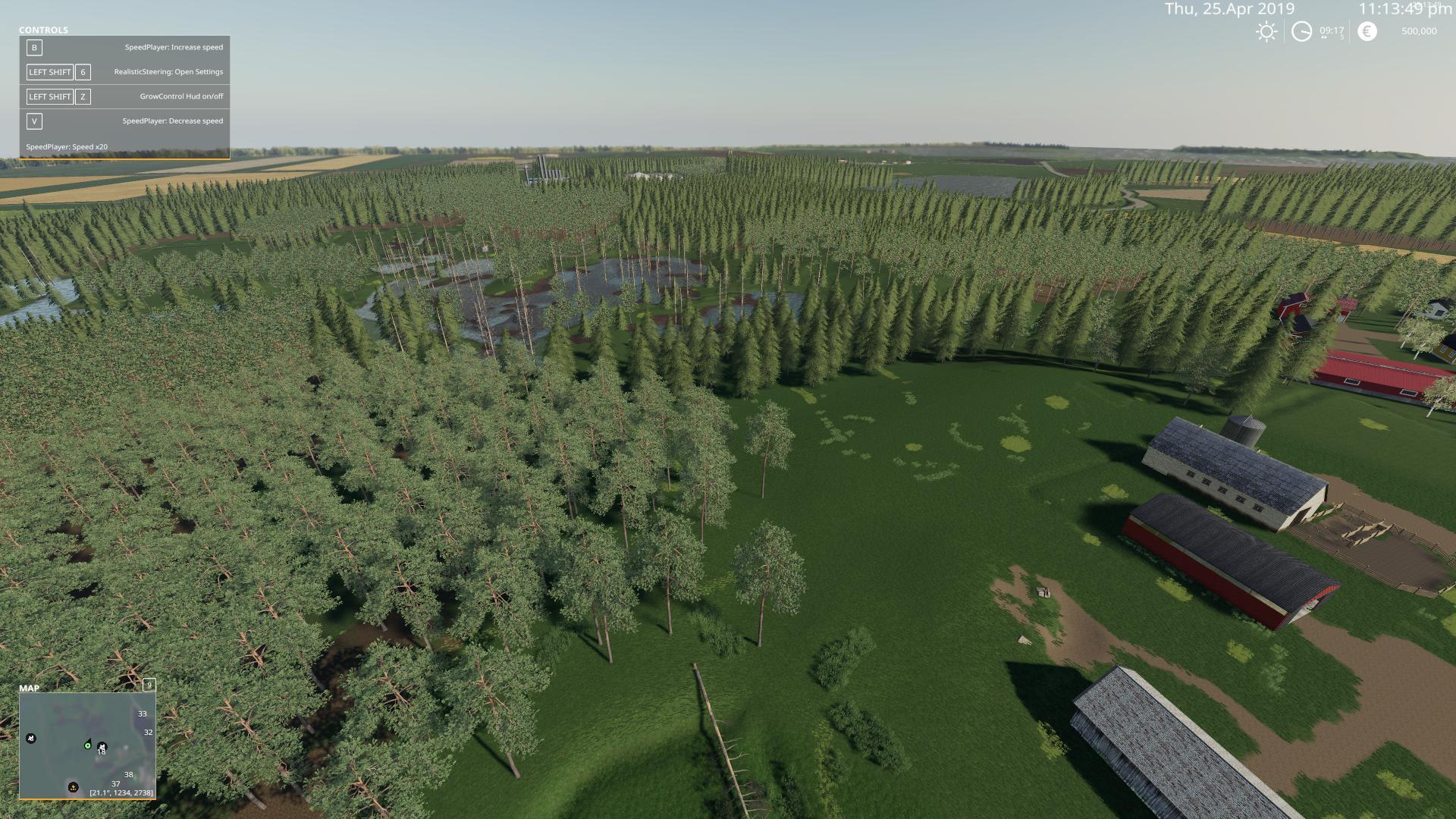 Maps - Farming Simulator 19 Maps Mods