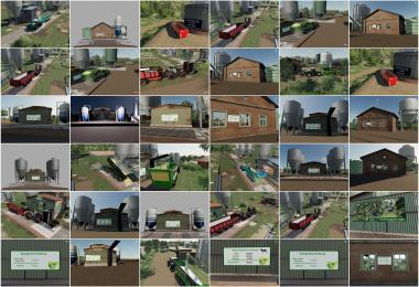 PLACEABLE OBJECTS MODS PACK V1.0