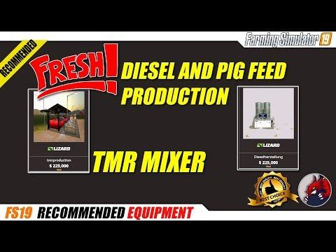 DIESEL AND PIG FEED PRODUCTION V1.0.3.1
