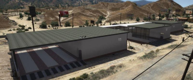 Fire Dept Complex SP | FiveM 1 0 » GamesMods net - FS19