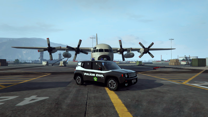 VIATURA Jeep Renegade Policia Civil Addon 1 0 » GamesMods