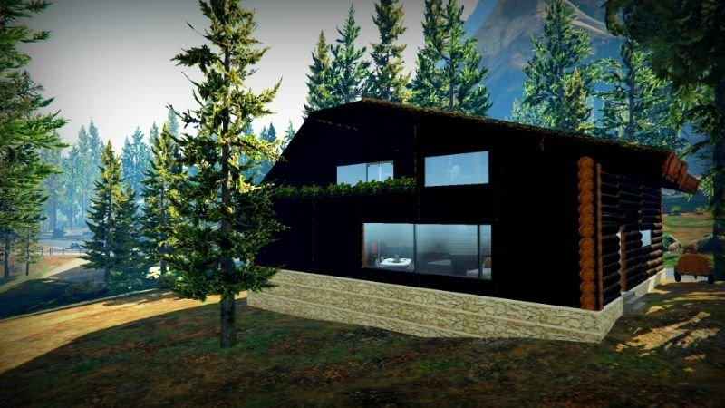 European Auto Parts >> Log House in Paleto Bay Menyoo 1.0 » GamesMods.net - FS19 ...