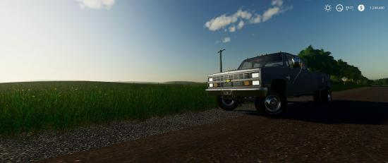 CHEVY K30 DUALLY V1.0 » GamesMods.net